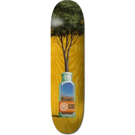 Element Deck Message Logo 8.38'