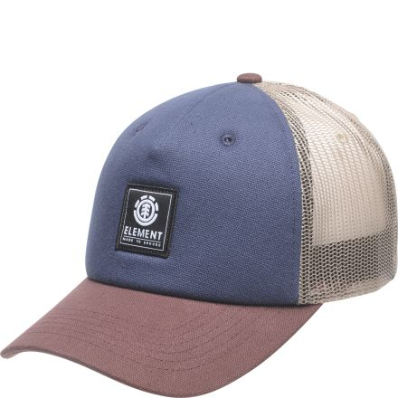 Element Icon Mesh Cap Chocola