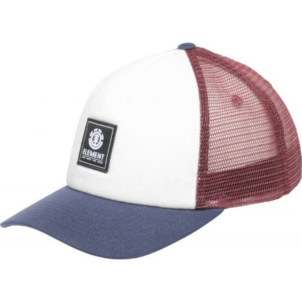 Element Icon Mesh Cap Oxblood