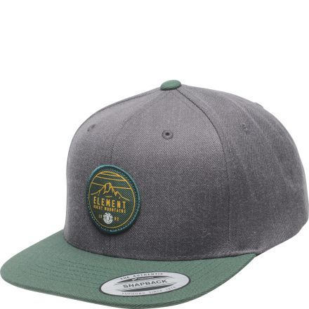 Element Trekker Cap Charcoal