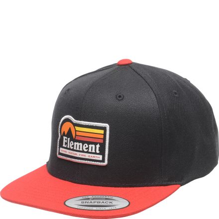 Element Trekker Cap Flint Black