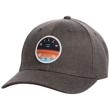 Billabong Theme Snapback Grey