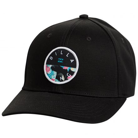 Billabong Theme Snapback Black