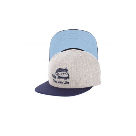 Picture Organic Roy Cap Grey