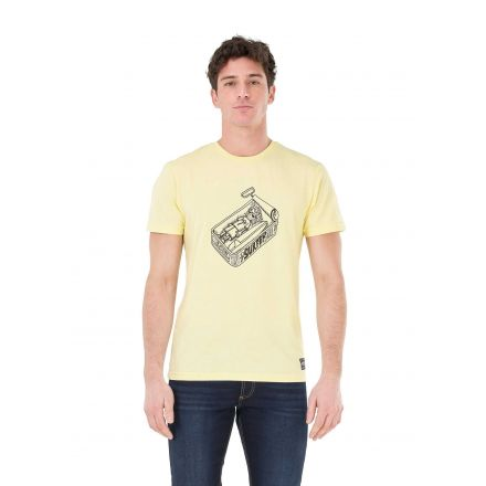 Picture Organic T-Shirt Tricana Yellow
