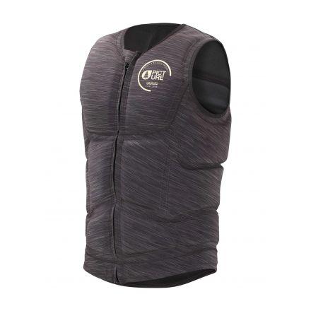 Picture Organic Dony Impact Vest Zip Black