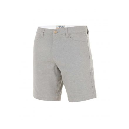 Picture Organic Aldo Chino Short Grey