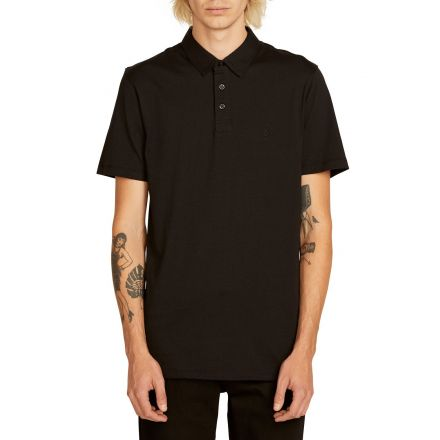 Volcom Polo Wowzer Black