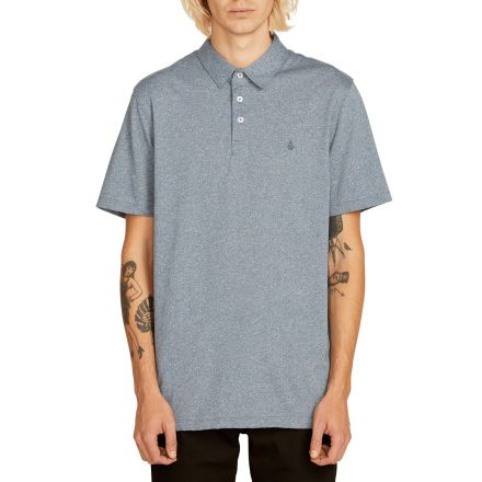 Volcom Polo Wowzer Grey
