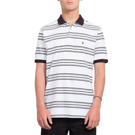 Volcom Polo Wowzer Stripe