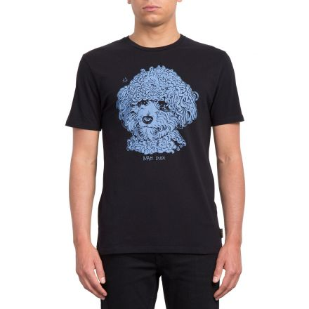 Volcom T shirt Travis Millard Black