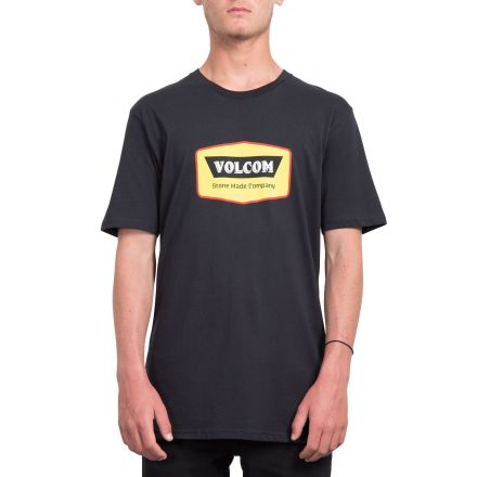 Volcom Tshirt Cresticle BSC Black