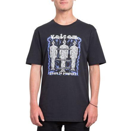 Volcom T shirt Progressive BSC Black