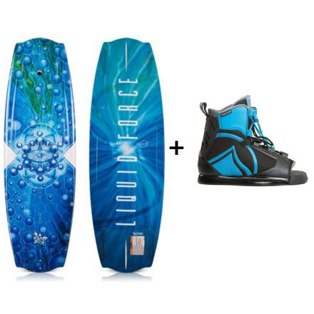 Pack Wakeboard Liquid Force Trip 2019 + Chausses Index