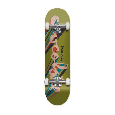 Chocolate Skateboard Complete Tershy Chunk