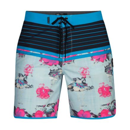 Hurley Boardshort Phantom Ramble Blue 18'