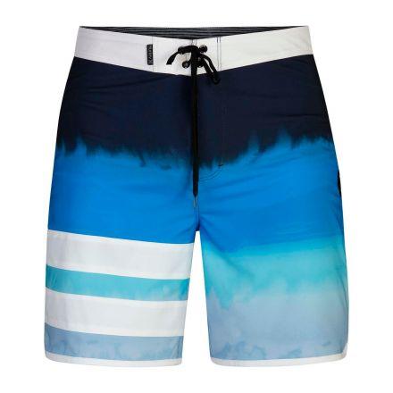 Hurley Boardshort Phantom Overspray Bleu