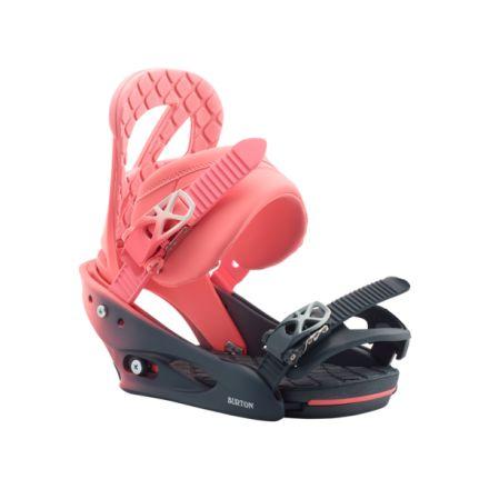 Burton Stiletto Pink Fade 2020