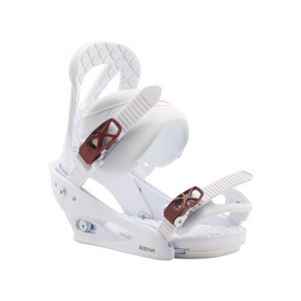 Burton Stiletto White 2020