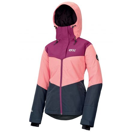 Picture Week end Jacket Coral