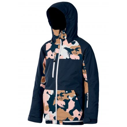 Picture Zoe Jacket Pink Painter