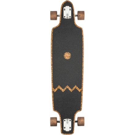 Globe Longboard Spearpoint 40' Cork Zagged