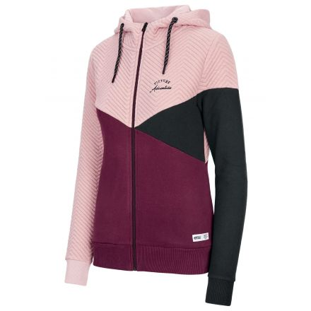 Picture Maina Hoody Zip Burgundy