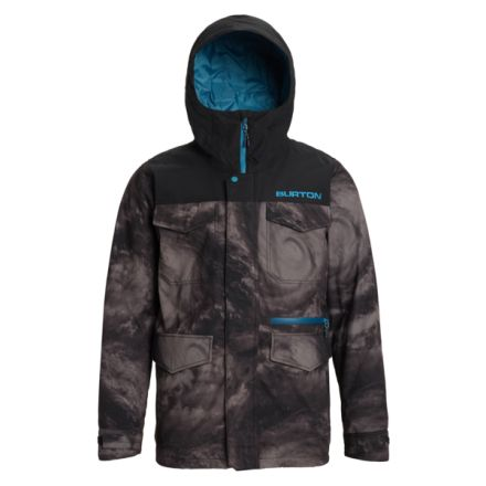 Burton Covert Jacket Low Pressure True Black