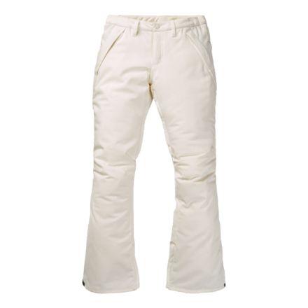 Burton Society Pant Stout White