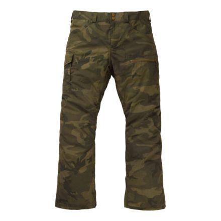 Burton Covert Insulated Pant Worn Camo