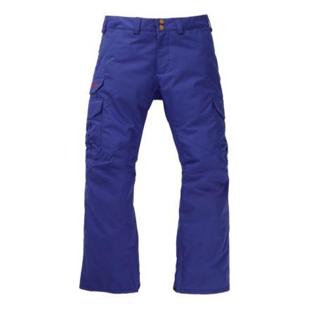 Burton Cargo Pant Regular Royal Blue
