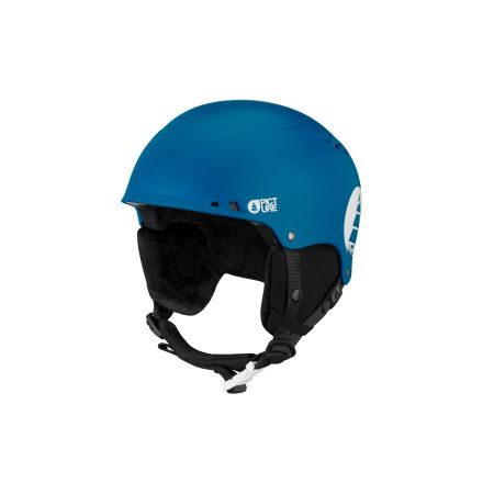 Picture Organic Casque Tomy Blue