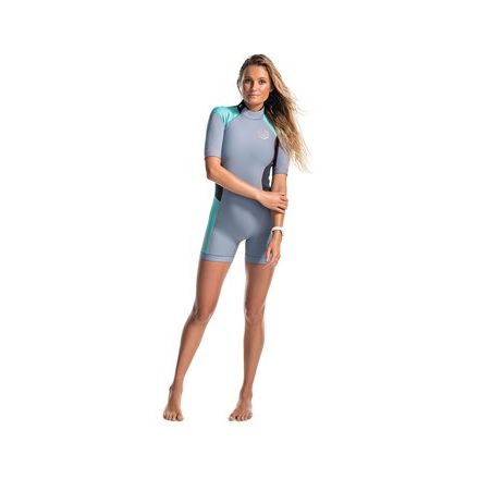 Shorty Rip Curl Dawn Patrol 2/2 Turquoise