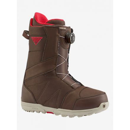 Burton Highline Boa Marron 2017