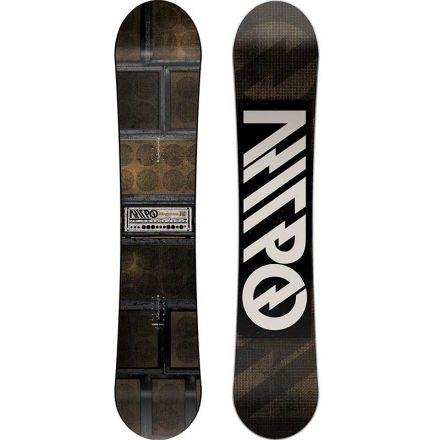 Nitro snowboard Magnum 2017