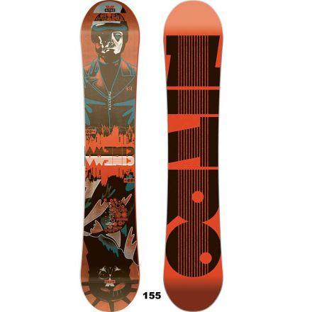 Nitro snowboard Cinema 2017