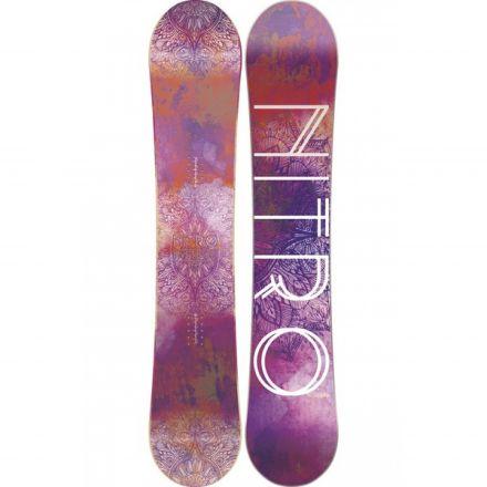 Nitro snowboard Mystique 2017