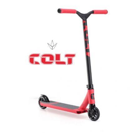 Blunt Colt rouge