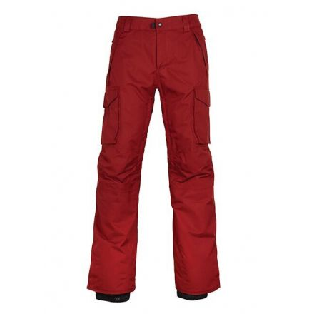 686 Infinity Insulated Cargo Pant Rusty Red