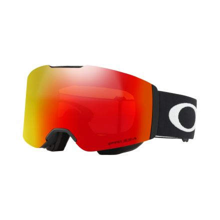 Masque de snow Oakley Fall Line Black Prizm Torch Iridium