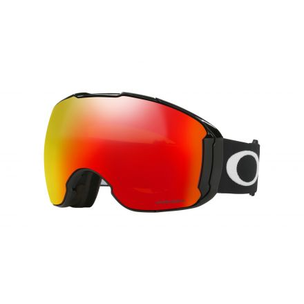 Masque de snow Oakley Airbrake Jet Black Prizm Torch Iridium