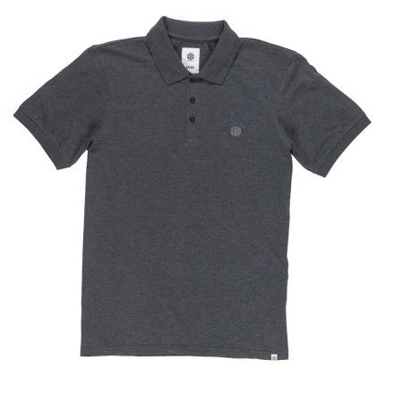 Element Polo Freddie Charcoal