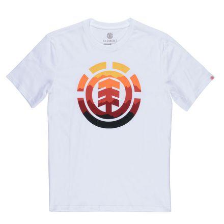 Element T-shirt Hues Optic