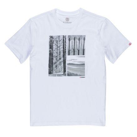 Element T-shirt Redwood Optic