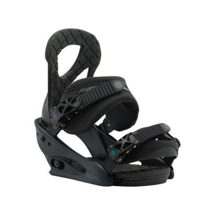 Burton Stiletto Black Matte 2019