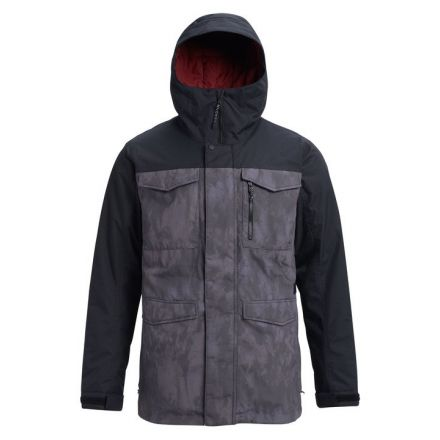Burton Covert Jacket CLDSDW True Black