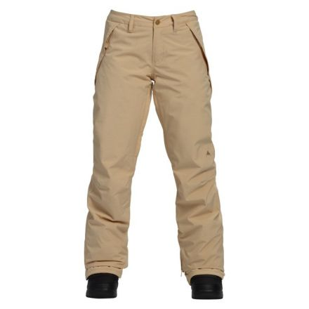 Burton Society Pant Pebble Heather
