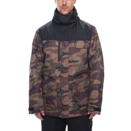686 Sixer Insulated Jacket Dark Camo