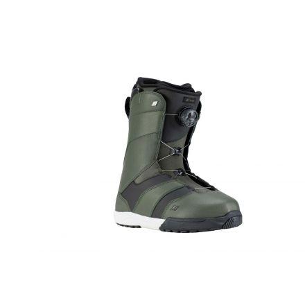 K2 Boots Raider Green 2019