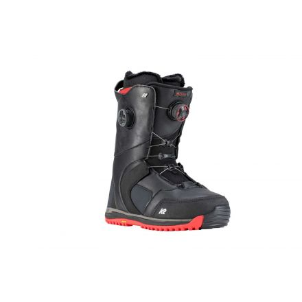 K2  Boots Thraxis Black 2019
